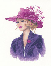 Heritage Stitchcarft Elegance by  John Clayton - Sarah