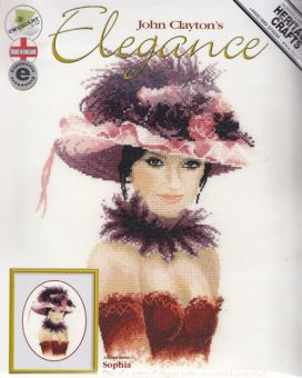 Heritage Stitchcarft Elegance by  John Clayton - Sophia