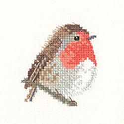 Heritage Stitchcraft - Robin