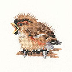 Heritage Stitchcraft - Sparrow