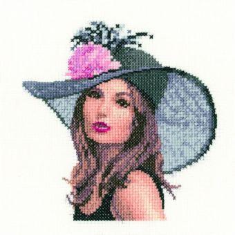 Heritage Stitchcarft Elegance - Rachel Miniature