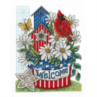 Imaginating - Patriotic Welcome
