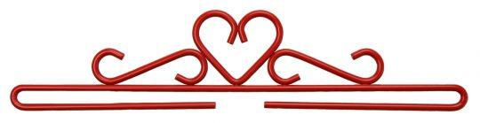 Permin - Dekobügel für Adventskalender, Flaggen oder Bänder 50 cm