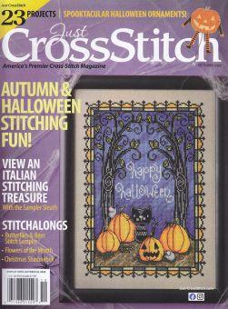 Just Cross Stitch - Ausgabe Oktober 2020
