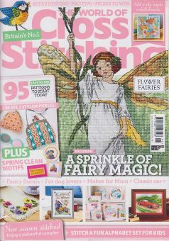 The World Of Cross Stitching - Issue 291