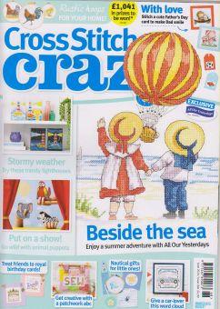 Cross Stitch Crazy - Issue 268