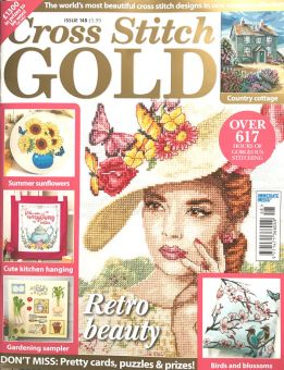 Cross Stitch Gold - Ausgabe 148