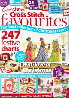 Cross Stitch Favourites - Special issue Christmas 2018