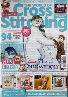 The World Of Cross Stitching - Ausgabe 300