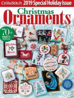 Just Cross Stitch - Ausgabe Christmas Ornaments 2019