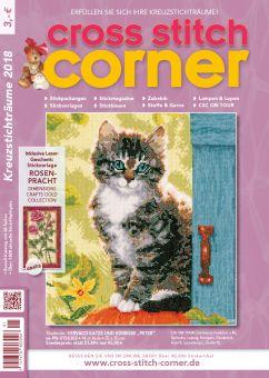 Cross Stitch Corner Catalog 2018
