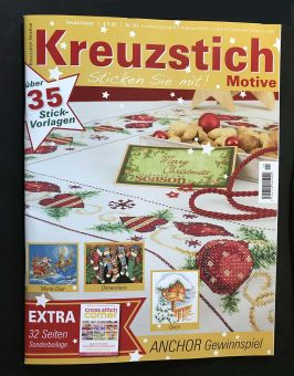 German Magazine Kreuzstich Motive 20