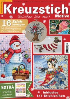 Kreuzstich Motive 22 Herbst/Winter/Weihnachten 2020