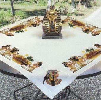 Luc Créations - Tischdecke Ägypten