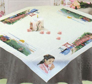 Luc Créations - Tischdecke Japan
