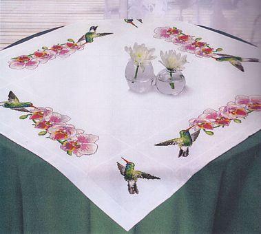 Luc Créations - Orchidées et Colibris