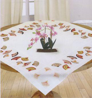 Luc Créations - Fans Table cloth