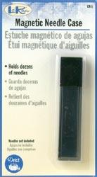 Nadelaufbewahrung mit Magnetstreifen