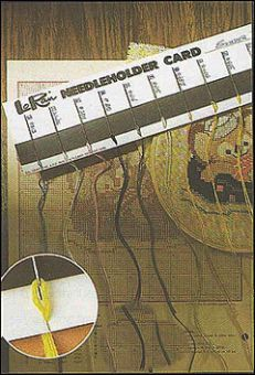 Magnetische Nadelorganisationskarte