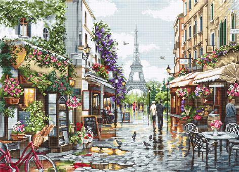 Luca-S - PARIS IN FLOWERS