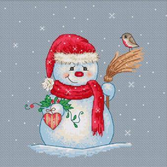 Luca-S - Snowman