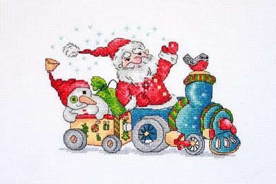 Merejka - CHRISTMAS TRAVEL