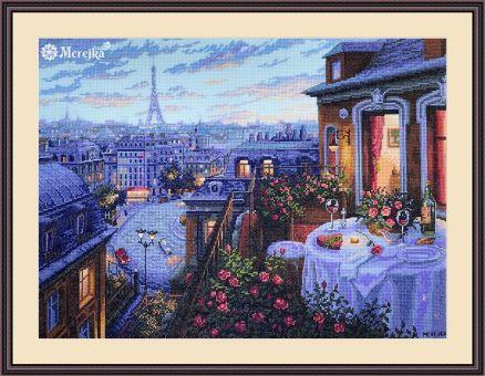 Merejka - PARIS EVENING DEJA VU