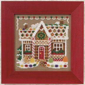 Mill Hill - Gingerbread House