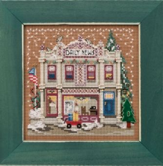 Mill Hill - Button Beads Christmas Village - Daily News