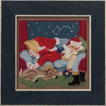 Mill Hill - Good Night Santa(2021)