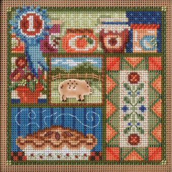 Mill Hill - County Fair Buttons & Beads