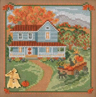 Mill Hill - Harvest Home Buttons & Beads