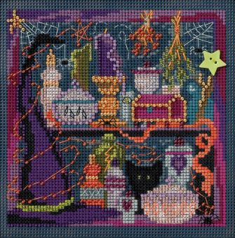 Mill Hill - Wanda's Witchery Buttons & Beads