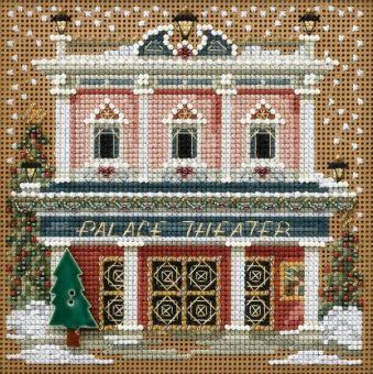 Mill Hill - Christmas Motifs Palace Theater