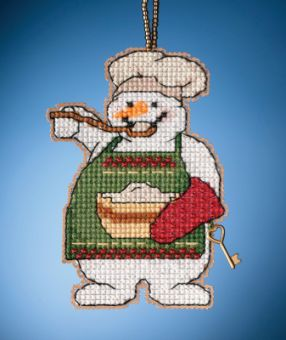 Mill Hill - Cooking Snowman (2021)