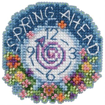 Mill Hill - Spring Ahead