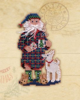 Mill Hill - Christmas Morning - (2021) Christmas Day Santas