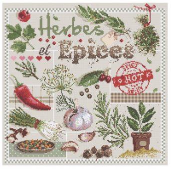 Madame La Fée - Herbes et Epices