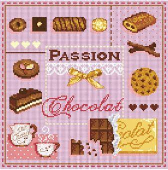 Madame La Fée - Mini Passion Chocolat