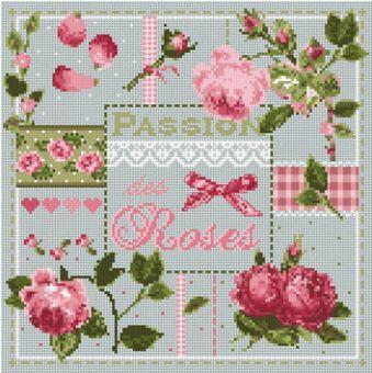 Madame La Fée - Mini Passion des Roses