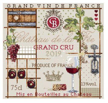 Madame La Fée - Vin de France