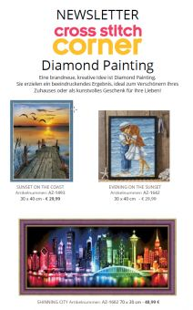 Newsletter Diamond Painting