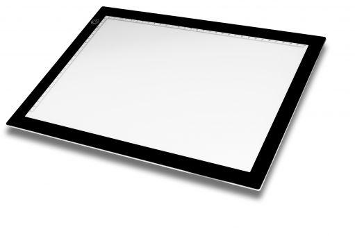 LED-Pad DOTZLITE Deluxe Leuchttisch für Stickvorlagen, Diamond Painting und vieles mehr!