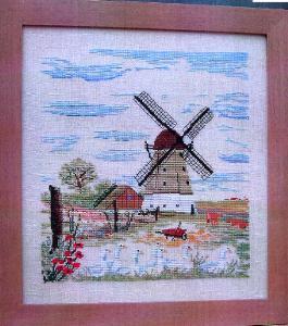 Oehlenschläger - Windmühle