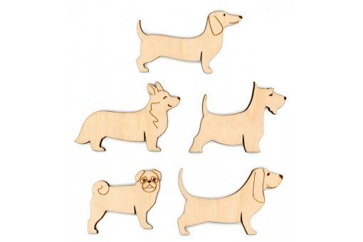 MP Studia - SPOOL SET DOGS (10 PCS)