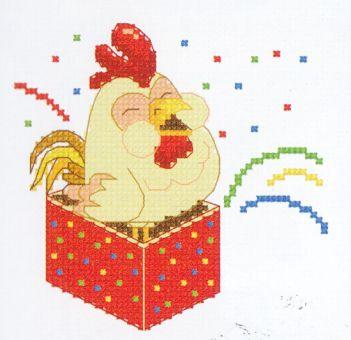 Oven - Little Chicken