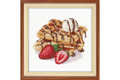 Oven - VIENNESE WAFFLES