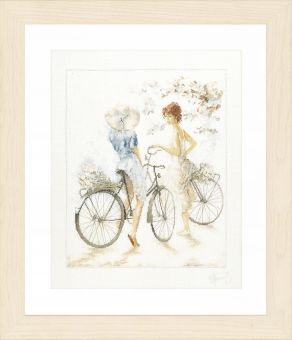 Lanarte - GIRLS ON BICYCLE