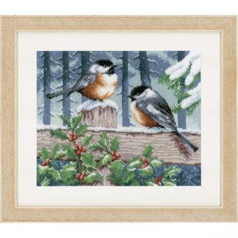 Vervaco - Vögel im Winter
