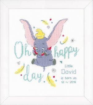 Vervaco - DUMBO OH HAPPY DAY